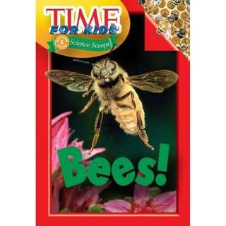 (Brand New) Bees!  [Time For Kids]   (Paperback)  By: Editors Time For Kids]
