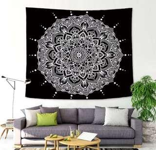 Mandela tapestry - 130 x 150cm