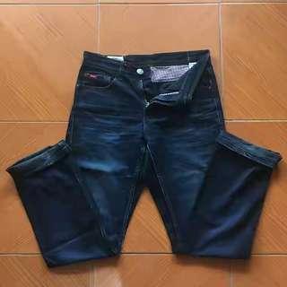 Celana jeans lee cooper wash