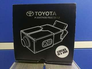 TOYOTA Smartphone Projector 1.0