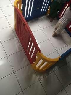 Pagar Bayi Baby Fence Preloved