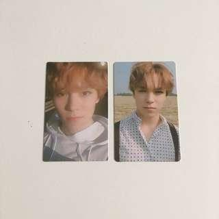 [wts] seventeen vernon ymmd you make my day photocards