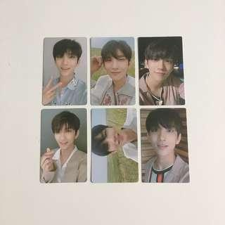 [wts] seventeen joshua ymmd you make my day photocards