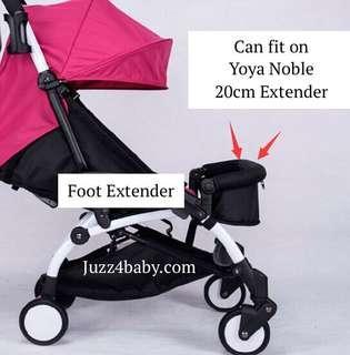 Yoya noble 20cm foot extender
