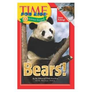 (Brand New) Bears! [Time For Kids]  (Paperback)  By: Editors Time For Kids