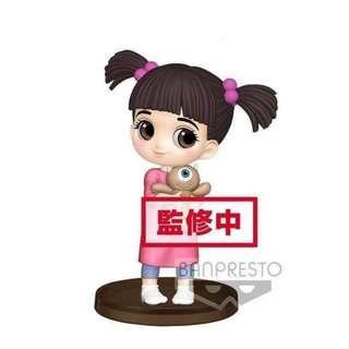 預訂 2月 Banpresto 行版 Q posket qposket Petit 迷你版 Mini Disney 迪士尼 公主系列 怪獸公司 Monsters, Inc. Boo 布