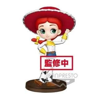 預訂 3月 Banpresto 日版 Q posket Petit 迷你版 Disney 迪士尼 公主系列 Toy Story 2 玩具總動員 2 Jessie 翠絲