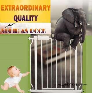 Free delivery baby safety gate pet fence