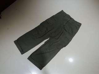 🚚 Comme des garçons CDG美軍軍綠軍褲(類公發BDU Pants)