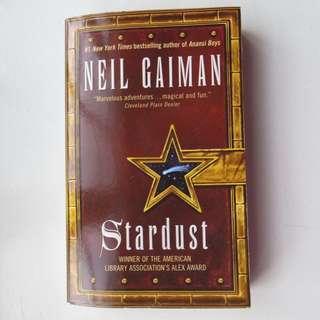 NEW Stardust by neil gaiman