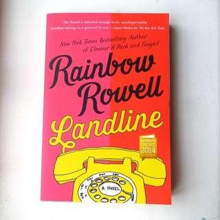NEW Landline by Rainbow Rowell