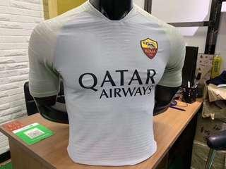 Vaporknit Roma 18-19 away light grey kit!!