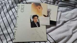 [KPOP] EXO 2016 Winter Special For Life (Album, Postcard, Photocard, Sticker)