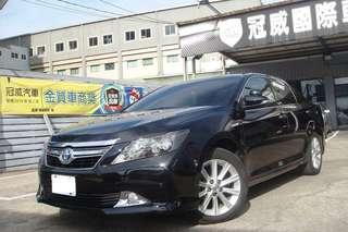 2012 Toyota Camry Hybrid 2.5油電雙動力