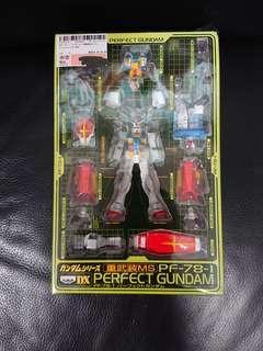 高達模型: 重裝MS Perfect Gundam PF78-1