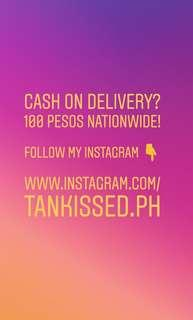 CASH ON DELIVERY!