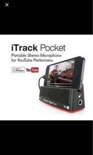 Focusrite iTrack Pocket Professional iPhone Stereo Microphone
