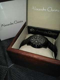 Alexandre Christie Serial Number 6480