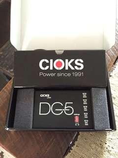 Cioks DC5 Link Guitar Effect Pedalboard Power Supply