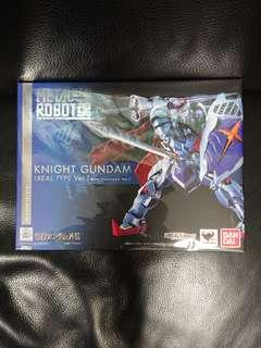 高達模型: 日版魂限 Metal Robot魂 Knight Gundam Real Type ver