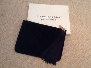 Authentic Marc Jacobs Suede Pouch