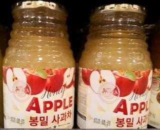 韓國即沖蜂蜜茶-4款