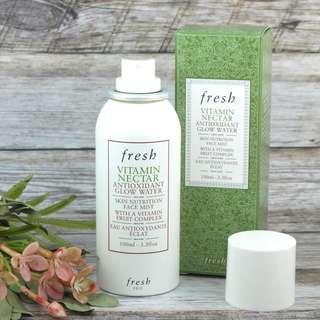 Fresh Vitamin Nectar Antioxidant Glow Water Face Mist 維他果蜜抗氧化亮活噴霧 100ml 保濕
