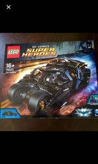 Lego 76023 - The Tumbler Batmobile