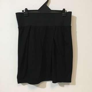 F21 mini skirt - garterized