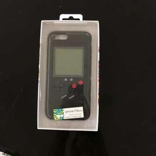 Iphone X case/casing game tetris iphone X