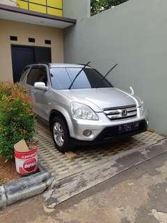Honda CRV 2.0 th 2006 AT