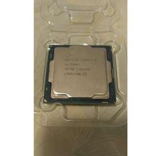 Intel Core i3 7100T 3.4GHz CPU 處理器 (35W TDP)