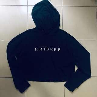 Heartbreaker Cropped Hoodie