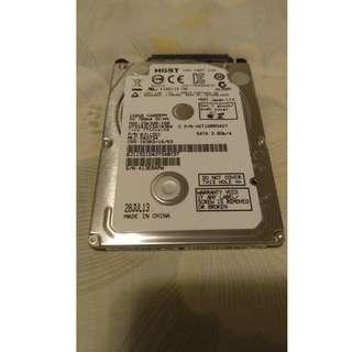 """HGST 2.5"""" 5400RPM 160GB HDD 硬碟 硬盤   (第二隻)"""