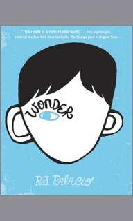 EBOOK wonder by r.j palacio