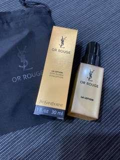 Ysl 全新配方 or rouge La lotion
