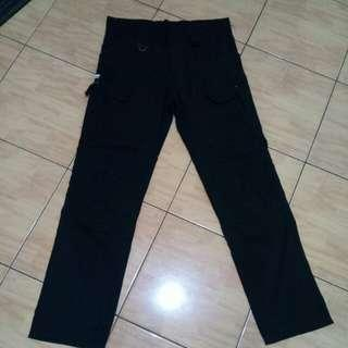 Celana tactical size 30