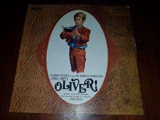 Vintage oliver record