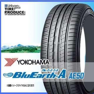 195/60R15 Yokohama AE50