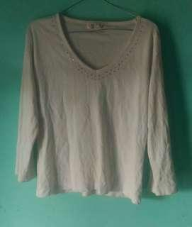 Top Crop White