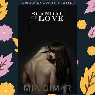PREMIUM : EBOOK PDF NOVEL SCANDAL OF LOVE