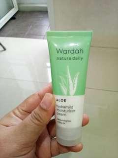 Face wash wardah