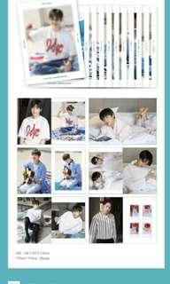 [READY STOCK] Wanna One Summer Package