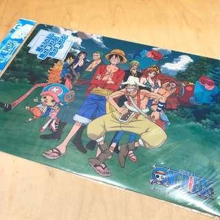 全新 日 One Piece file