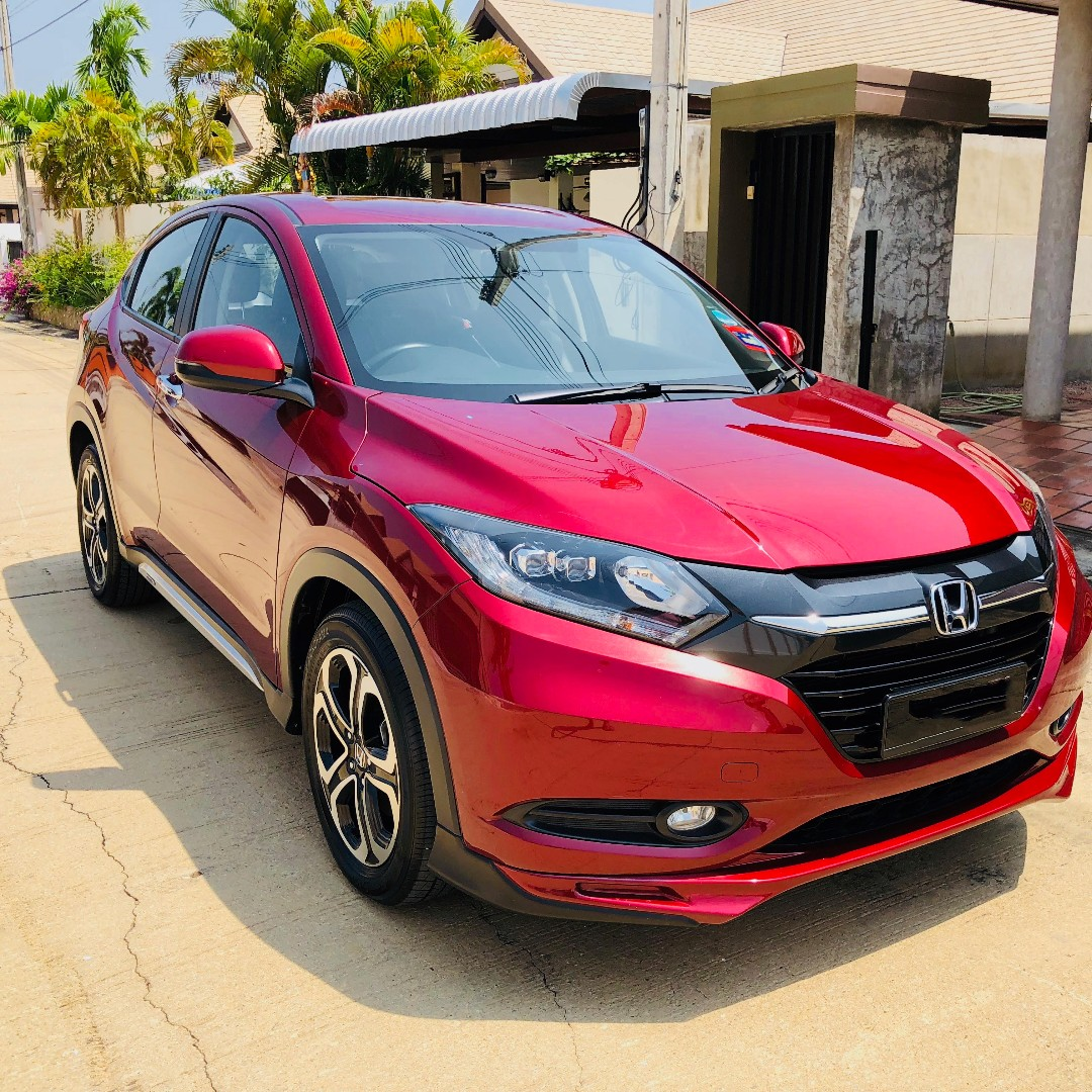 Honda Hrv Body Kit