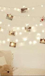 Christmas Fairylights LED Batteries