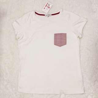 PADINI AUTHENTICS Essential Tee Shirt (Off White)