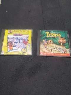 PC CD ROM : Teaches Typing for Kids (2 for $1)