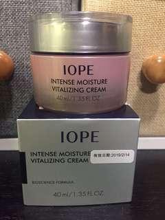 🚚 韓國 IOPE 極效保濕賦活潤膚霜 40ml