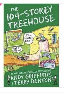 104 Storey Treehouse Andy Griffiths